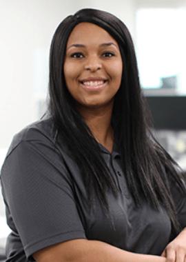 Yazmyn Warris – Office Manager