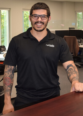 Aaron Booth - General Manager