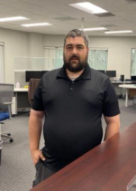 Donald Nolan – Senior Technician